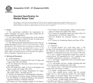 Astm B 587 – 97 (Reapproved 2003) pdf free download