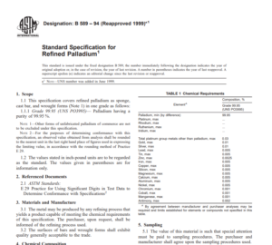 Astm B 589 – 94 (Reapproved 1999) pdf free download