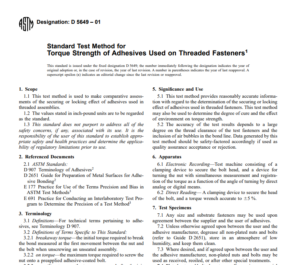 Astm D 5649 – 01 pdf free download