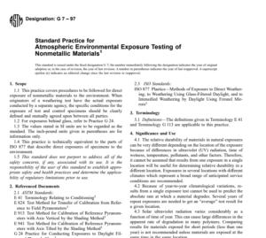 Astm G 7 – 97 pdf free download