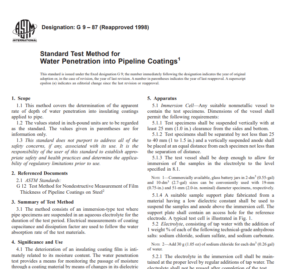 Astm G 9 – 87 (Reapproved 1998) pdf free download