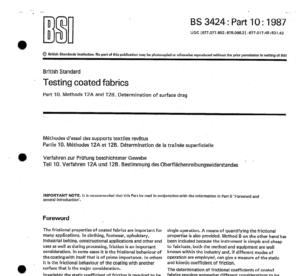 BS 3424-part:10 1987 pdf free download