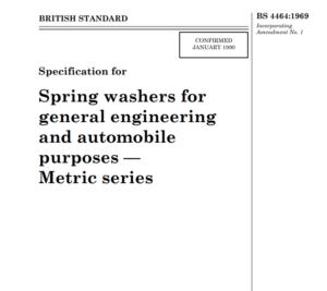 BS 4464:1969 pdf free download