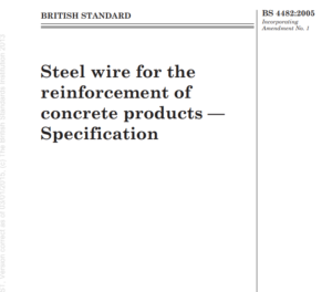 BS 4482:2005 pdf free download